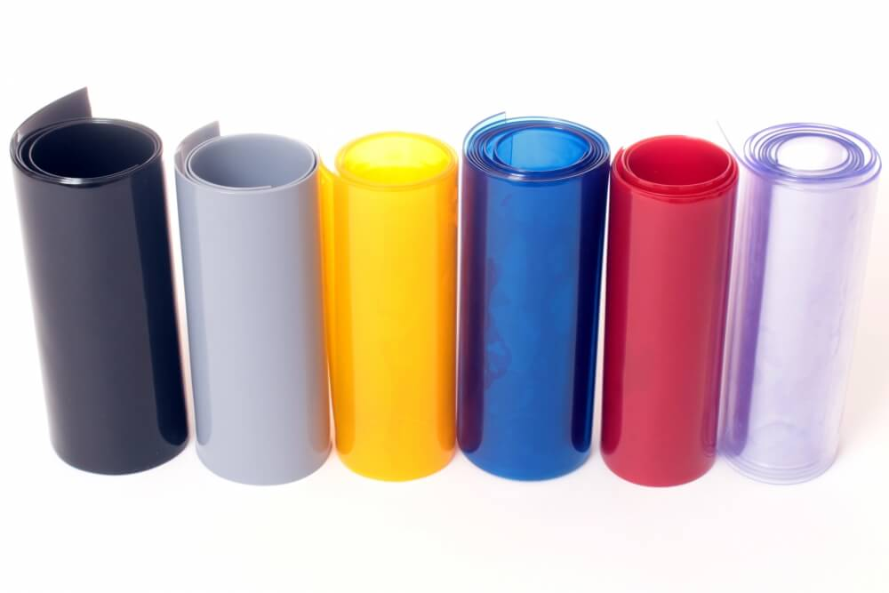 Pasy PCV kolorowe w rolkach