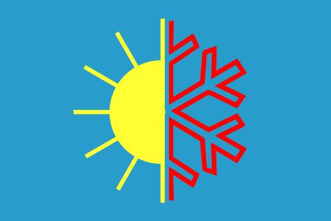 Pasy PCV wykonane z folii kolorowej