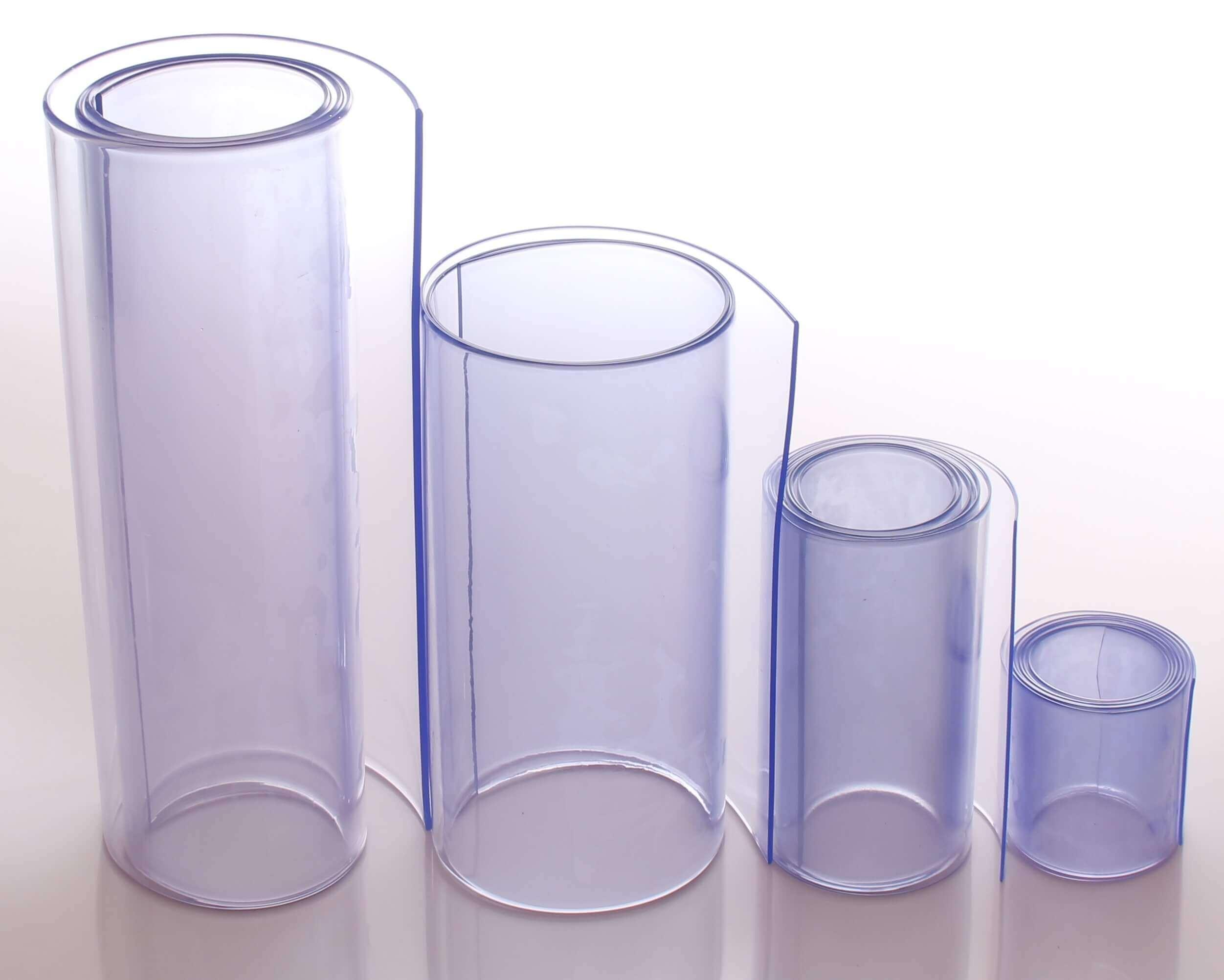 Pasy pcv dostępne w czterech wariantach szerokości, różnych kolorach i właściwościach